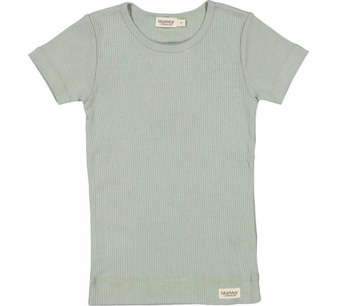 Bilde av Plain Modal t shirt SAGE