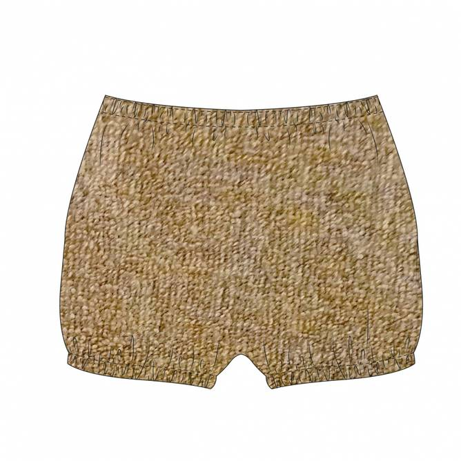 Bilde av Holme shorts camel frotte